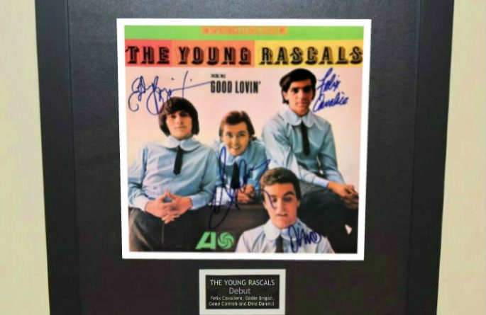 The Young Rascals – Debut