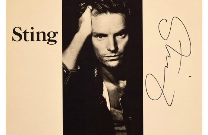Sting – …Nothing Like The Sun