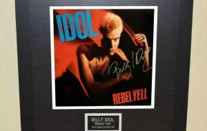 Billy Idol – Rebel Yell