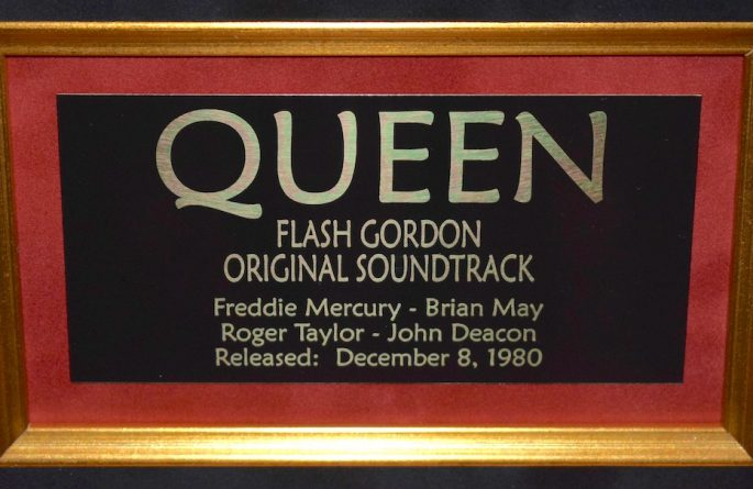 Queen – Flash Gordon Soundtrack