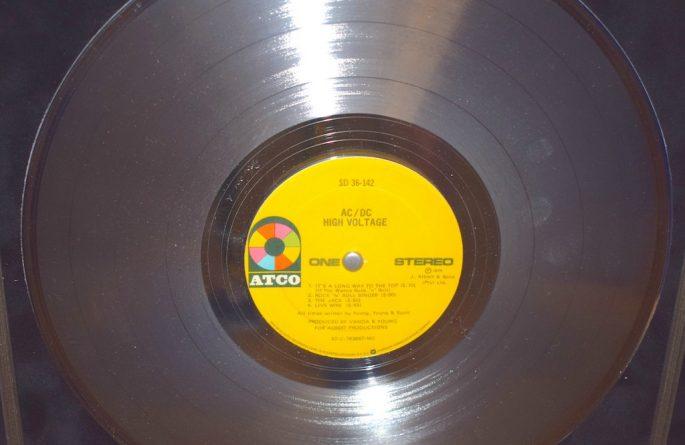 AC/DC – High Voltage