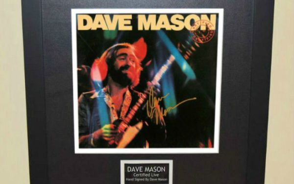 Dave Mason – Certified Live