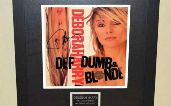 Deborah Harry – Def, Dumb & Blonde