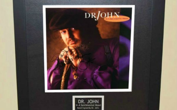 Dr. John – In A Sentimental Mood