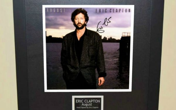 Eric Clapton – August