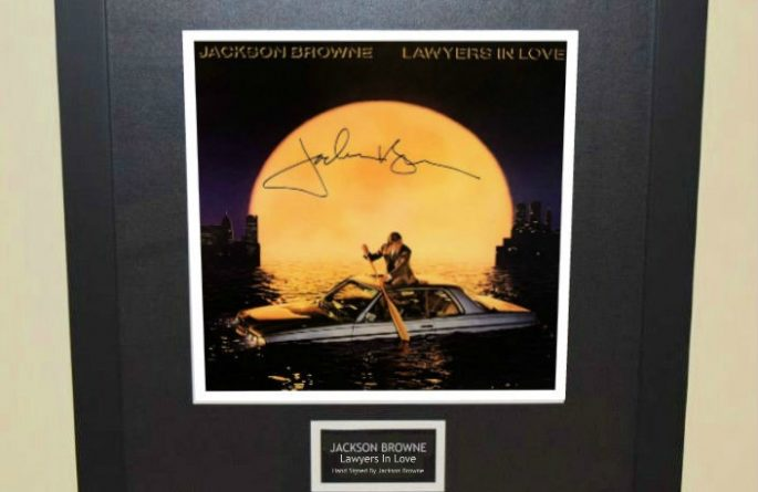 Jackson Browne – Lawyers In Love