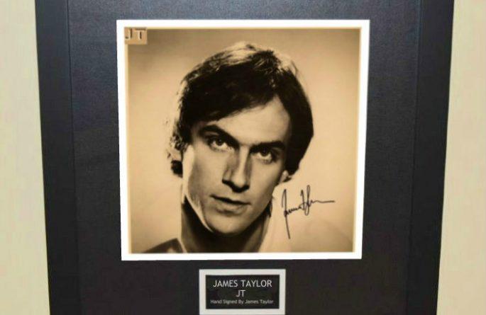 James Taylor – JT