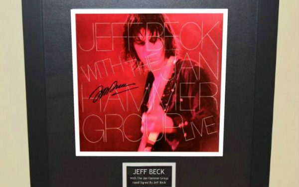 Jeff Beck – With The Jan Hammer Group