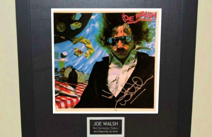 Joe Walsh – But Seriously, Folks…