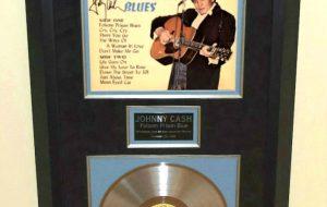 Johnny Cash – Folsom Prison Blues