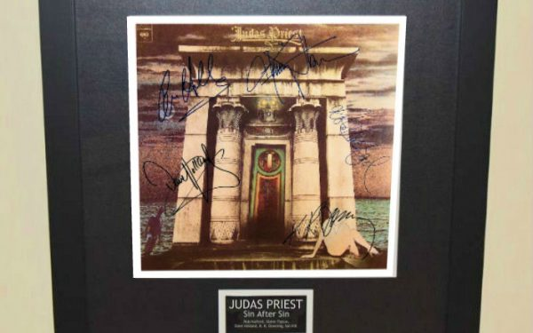 Judas Priest – Sin After Sin