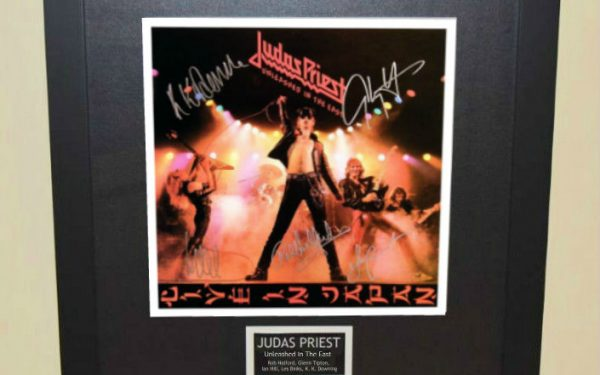 Judas Priest – Unleashed In The East
