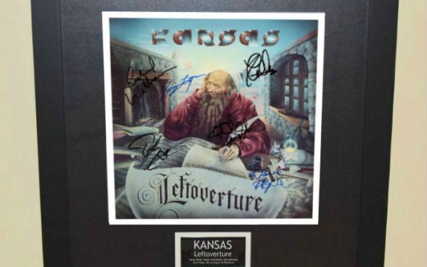 Kansas – Leftoverture