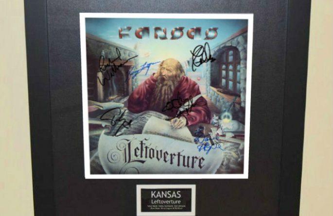 Kansas – Leftoverture