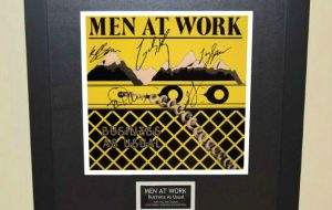 Men At Work – Business As Usual