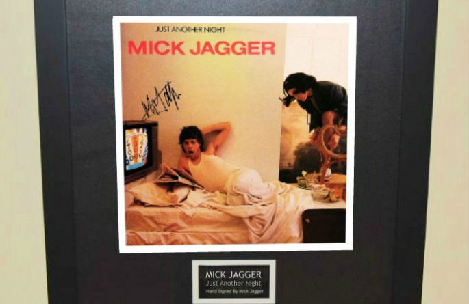 Mick Jagger – Just Another Night
