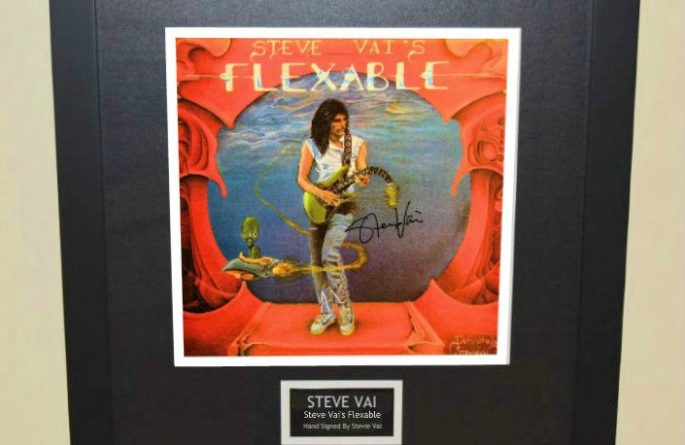 Steve Vai – Steve Vai's Flexable