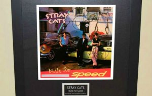 Stray Cats – Built For Speed