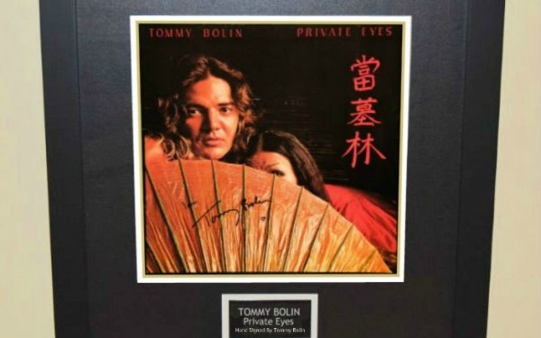 Tommy Bolin – Private Eyes