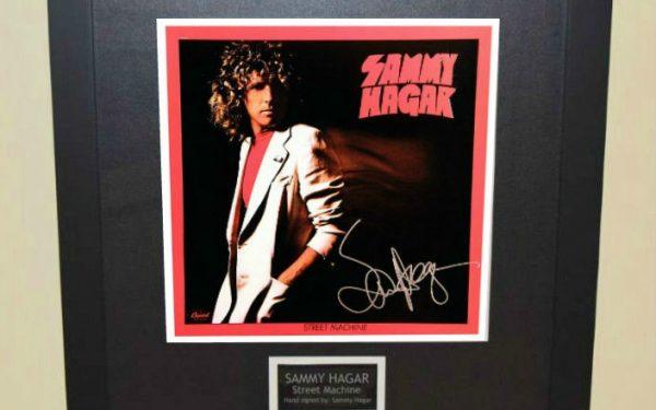 Sammy Hagar – Street Machine