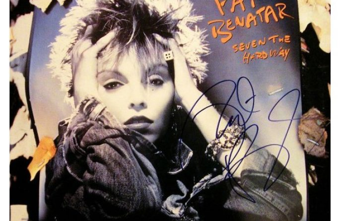 Pat Benatar – Seven The Hard Way