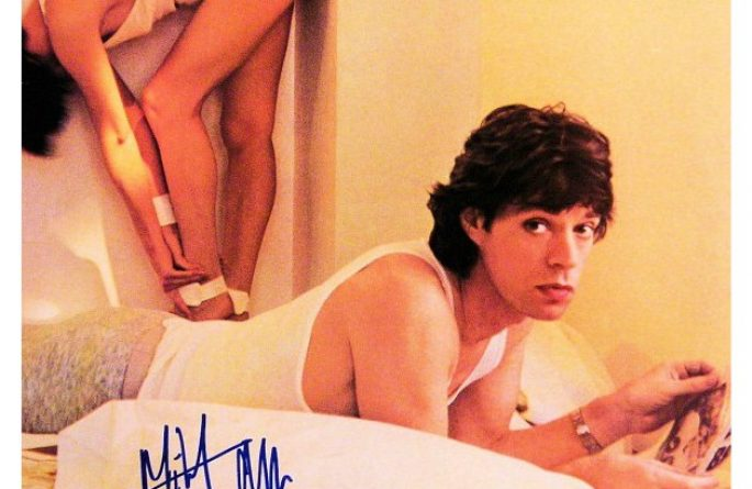 Mick Jagger – She's The Boss