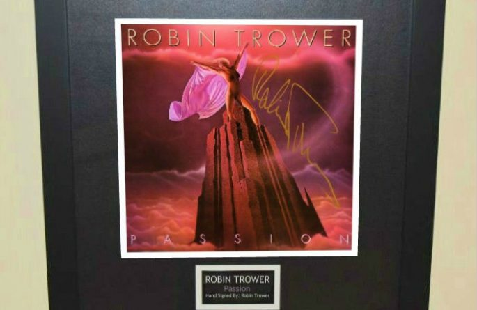 Robin Trower – Passion