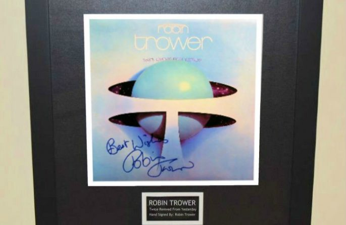 Robin Trower – Twice Removed From Yesterday