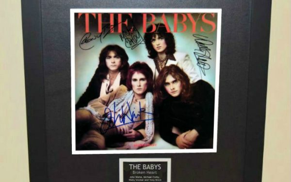 The Babys – Broken Heart