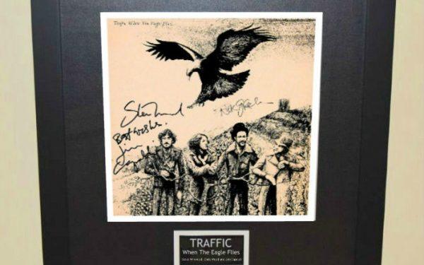 Traffic – When The Eagle Flies