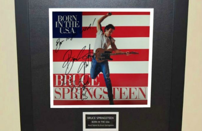 #3 Bruce Springsteen – Born In The U.S.A.