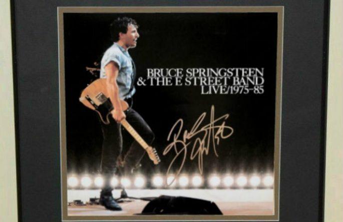 Bruce Springsteen – Live 1975 – 1985