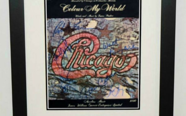 Chicago – Colour My World