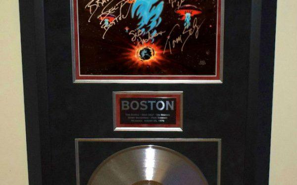 Boston – Debut