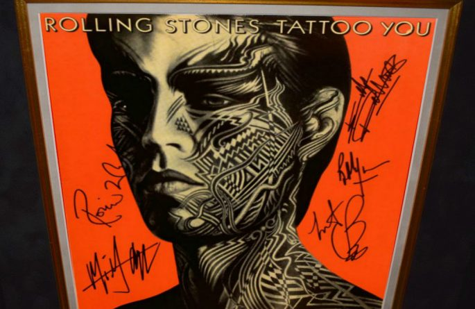 Rolling Stones – Tattoo You