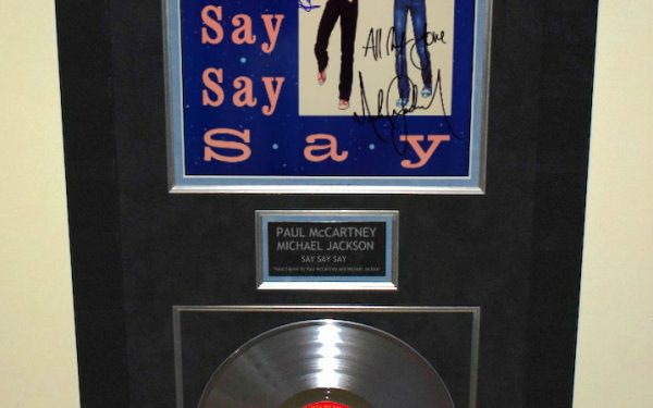 Paul McCartney – Michael Jackson – Say Say Say