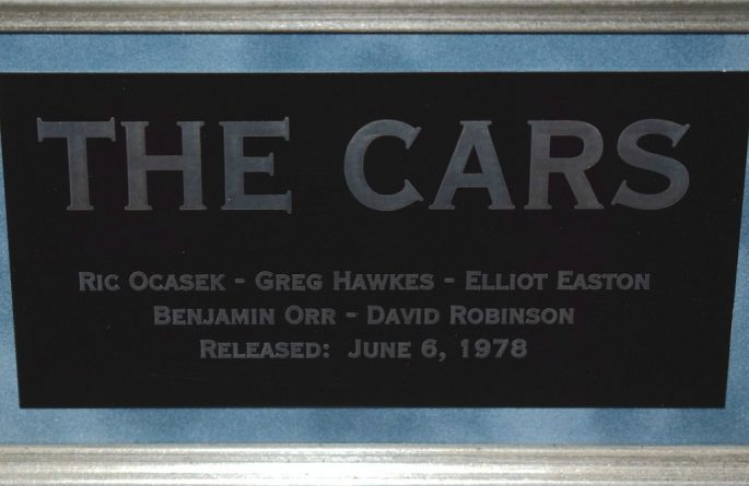 The Cars – Debut Release