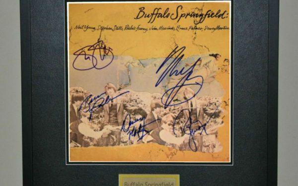 Buffalo Springfield – Debut