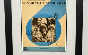 Cream – Sunshine Of Your Love