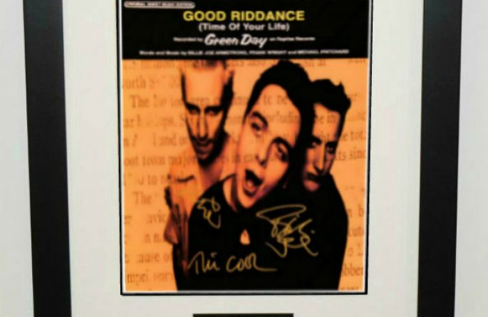 Green Day – Good Riddance