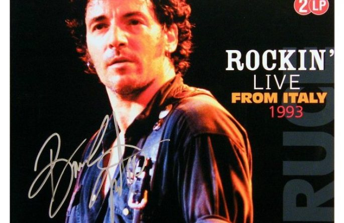 Bruce Springsteen – Rockin' Live From Italy