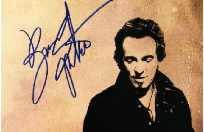 Bruce Springsteen – Working On A Dream