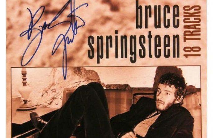 Bruce Springsteen – 18 Tracks