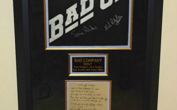 Bad Company – Paul Rodgers – Can't Get Enough