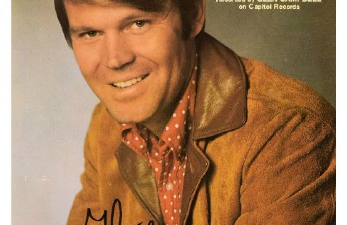Glen Campbell – By The Time I Get To Phoenix