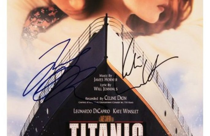 "Titanic – My Heart Will Go On (Love Theme From ""Titanic"")"