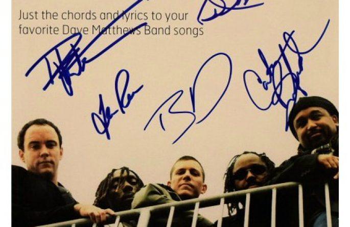 Dave Matthews Band – Strum & Sing