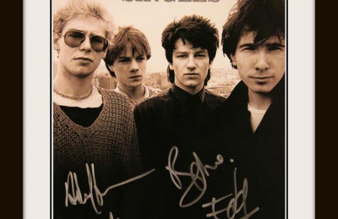 U2 – 18 Singles
