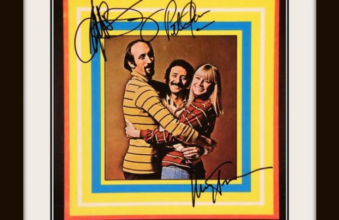 Peter, Paul and Mary – Leaving On A Jet Plane