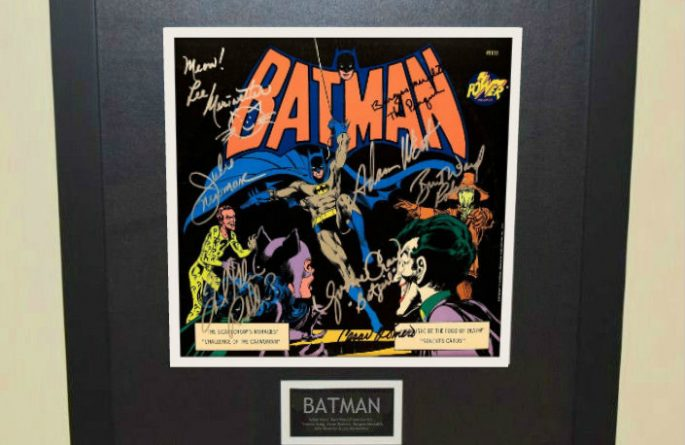 #2 Batman Original Soundtrack